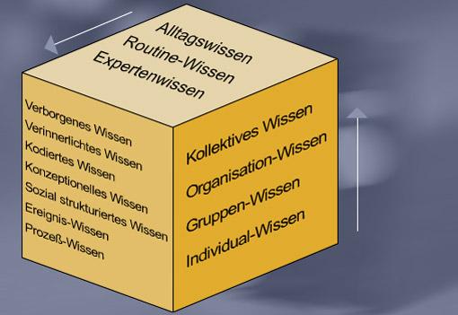Der Wissenswürfel